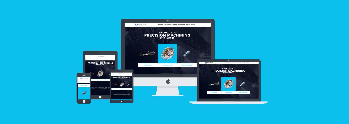 New Dennis Lee website